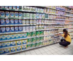 leche en polvo para bebés al por mayor