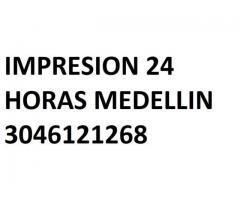 impresiones 24 horas medellin, fotocopias