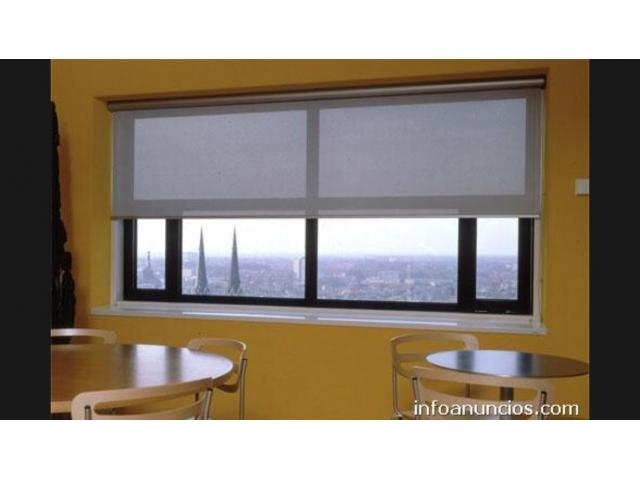 Cortinas y persianas , blackout