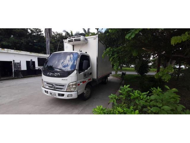 Furgón - Camión 4 toneladas 2015