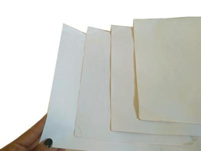 Papel Semilla GERMINABLE Disponible  en tamaños Cuarto, carta y tabloide.