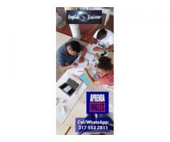Ayuda Asistencia Preparación Exámenes Ingles Virtual On-Line
