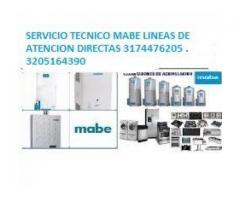 Mabe calentadores . Servicio técnico 3174476205