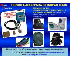 ESTAMPADOR DE TENIS