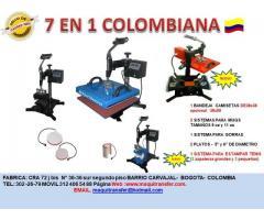 SUBLIMADORAS COLOMBIANAS