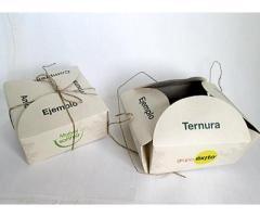 Huerta miniatura en kit con caja de regalo
