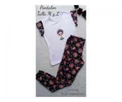 Pijamas para damas y niños