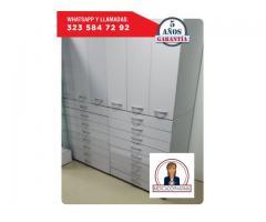estanteria closeth para f el sector de la salud