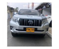 Toyota Prado TXL 2019 unico dueño