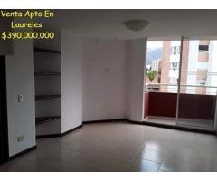 Venta Apartamento En Laureles Cerca Al Éxito y Av. Nutibara