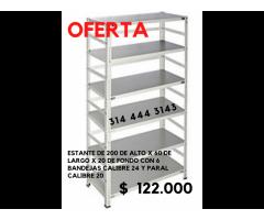 venta de estanteria en oferta