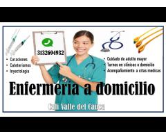 CUIDADOS DE ENFERMERIA SURDE CALI
