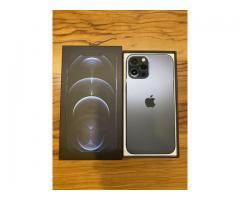 Apple ! IPHONE 12 PRO MAX> <512GB> NUEVO EN CAJA