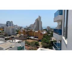 Apartamento con Vista al Mar en el Rodadero