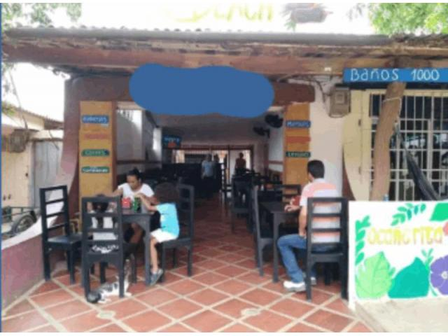 Oportunidad de Casa Comercial en Taganga, Santa Marta
