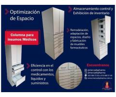 reparacion y mantenimiento para mobiiario farmaceutico