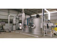 fabricacion de hornos incineradores de residuos