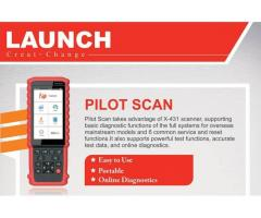 Scanner Launch Pilot Scan Car Test Colombia