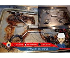 Servicio Tecnico y Reparacion Estufas Haceb