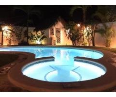 Hermosa Cabaña Familiar privada con Piscina Alquilo 10 Personas