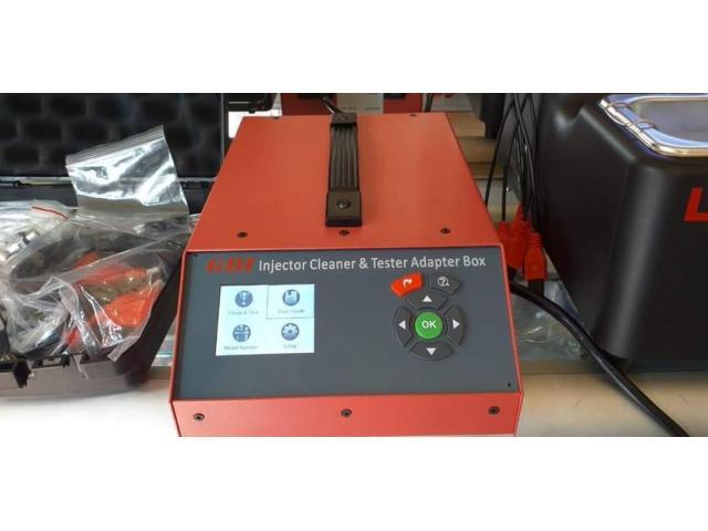 Módulo Lavador Y Tester Inyectores Gdi CAR TEST COLOMBIA