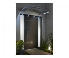 Fabricación Puertas Ventanas Divisiones para Baños, Oficinas y Rejas