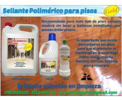 Sellante Polimerico para pisos Industrial Litro