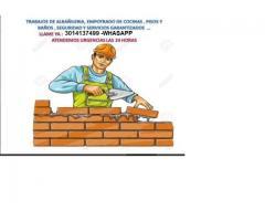 REPARACIONES MANTENIMIENTO DE CONSTRUCCION  Y OBRA CIVIL EDIFICIOS, CASA, OFICINA
