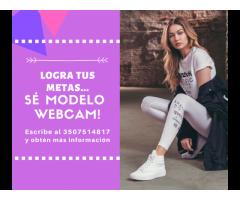Inicia hoy tu carrera como modelo