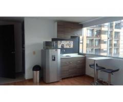 apartamento Bogotá chapinero alquiler apartaestudio amoblado